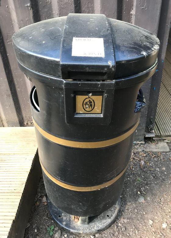 Rubbish Small Bins