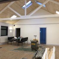 Site Manager's Blog : Hornbeam Lodge Development